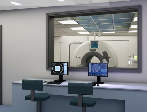 طراحی فضاهای درمانی